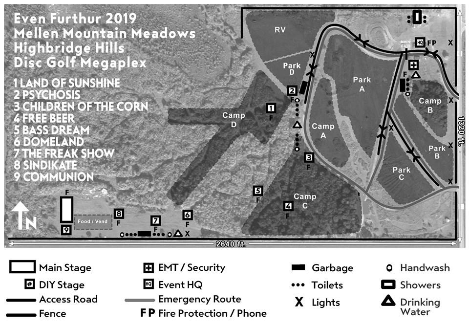 Even Furthur 2019 Map Released - Drop Bass Network